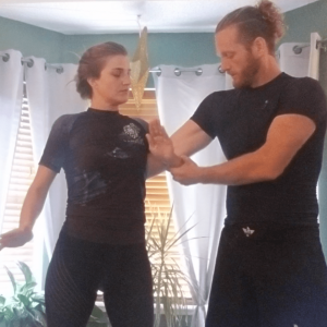 Self Defense Introduction Level
