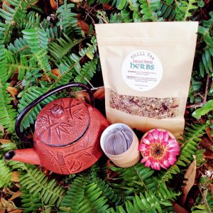 Organic Herbal Tea Blends